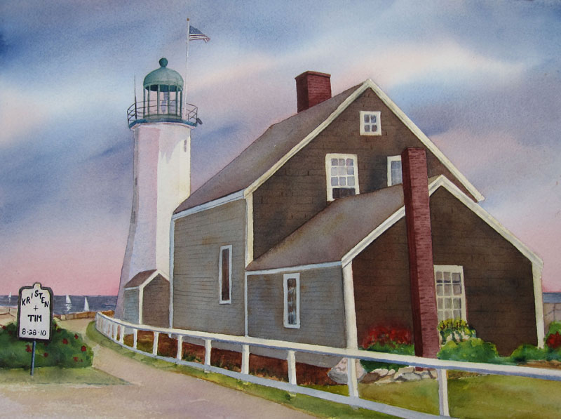 Lighthouse (Wedding Gift)